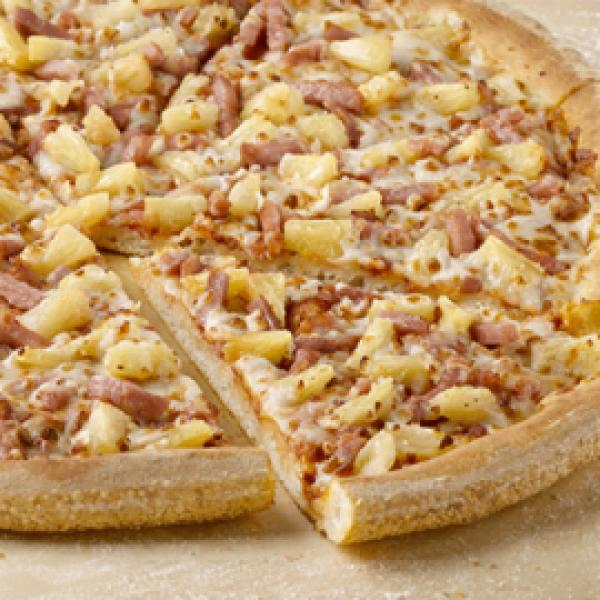 Пицца гавайская 700г